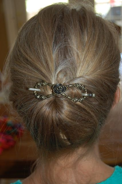 Sarah's Heart's Home: Lilla Rose for the Fine Hair