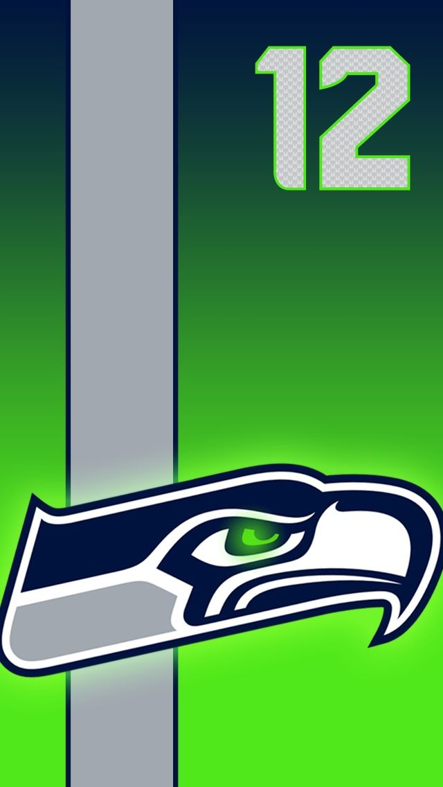 Pix For 12th Man Iphone 5 Wallpaper Seattle Seahawks Funny Seattle Seahawks Logo Seattle Seahawks Football