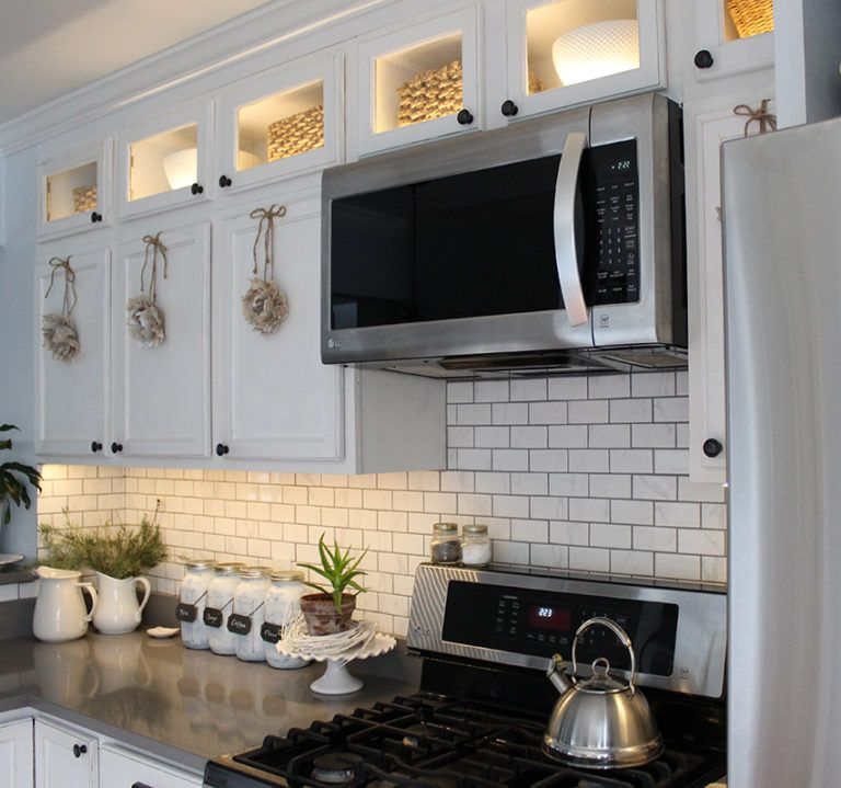 How to install kitchen lighting installing