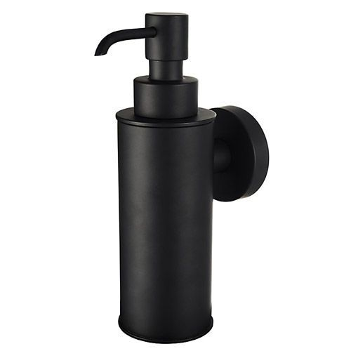 Wall Mounted Soap Dispenser Stainless Steel Commercial Manual Kosmos 05 Haceka B V