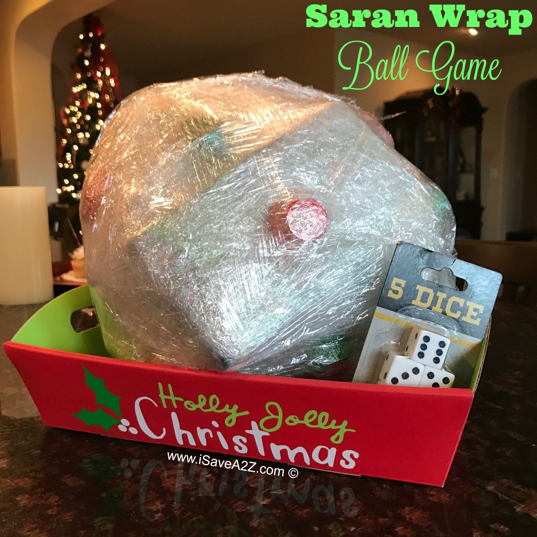 The Saran Wrap Ball Game Rules and Ideas | Art | Pinterest ...