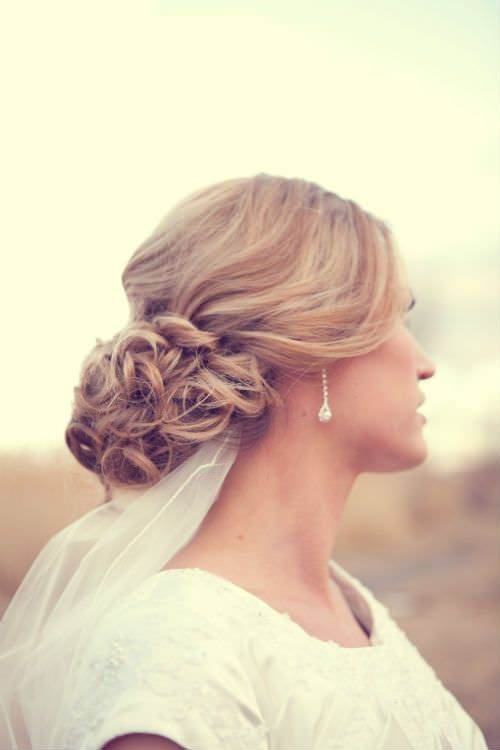 27 Gorgeous Wedding Hairstyles For Long Hair In 2019: 27 Gorgeous Wedding Hairstyles For Long Hair