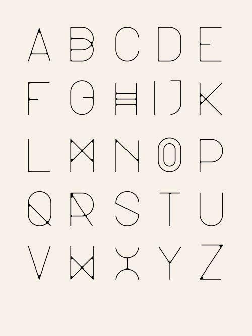 Tipografía para tatuar
