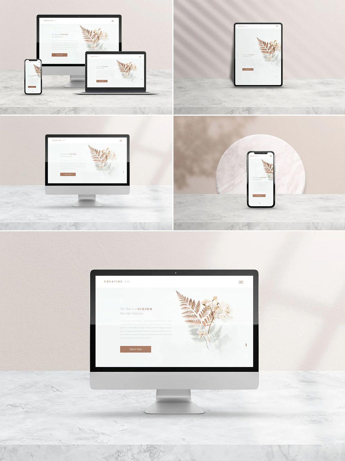 Create free mockup online
