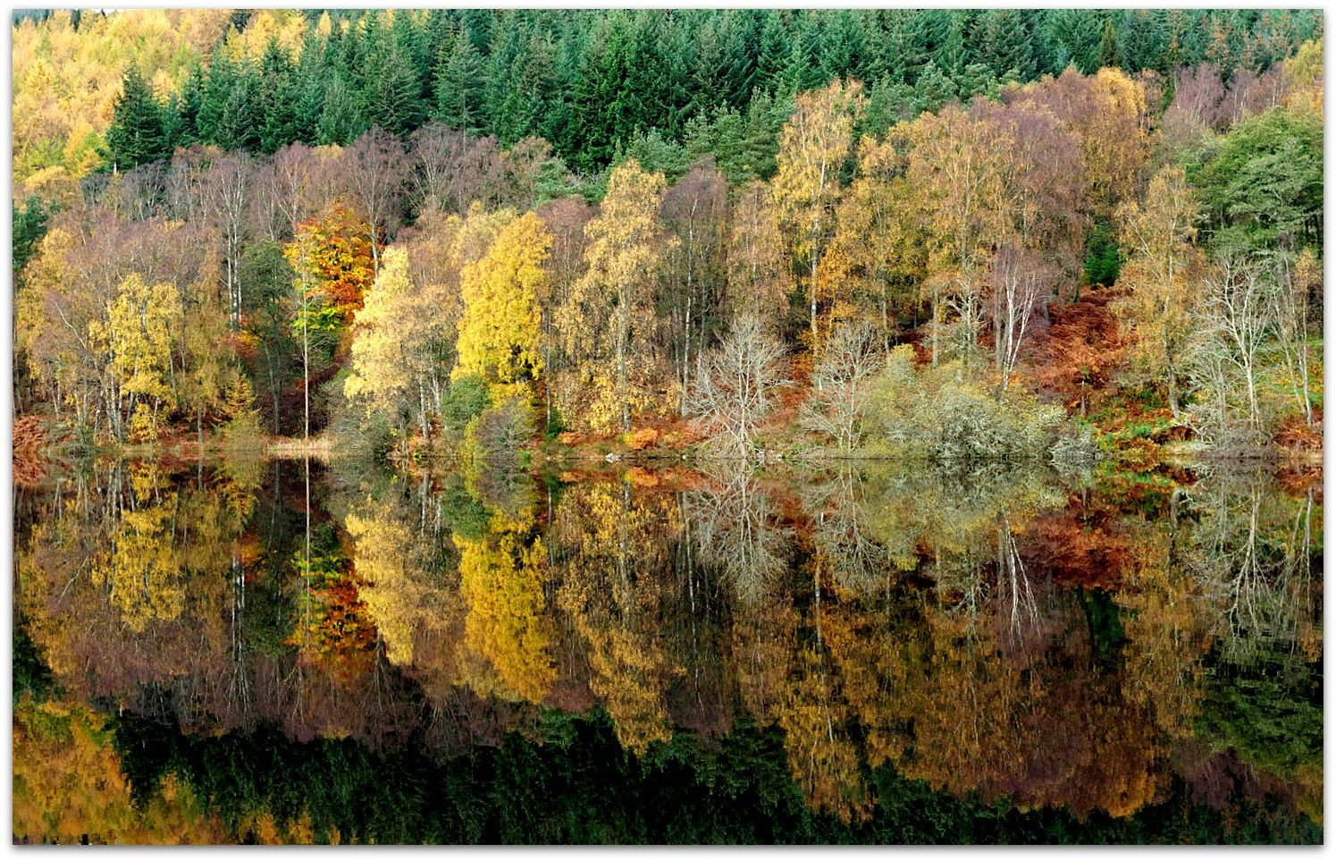 Reflections by eric niven on 500px Loch Tummel, Scotland