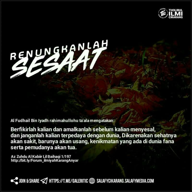 Pin Oleh Seimma Nurul Prahikmahtin Di Quran Hadits Advices