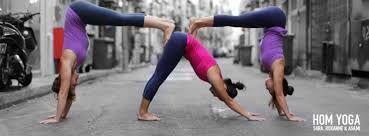 afbeeldingsresultaat voor yoga challenge 3 people
