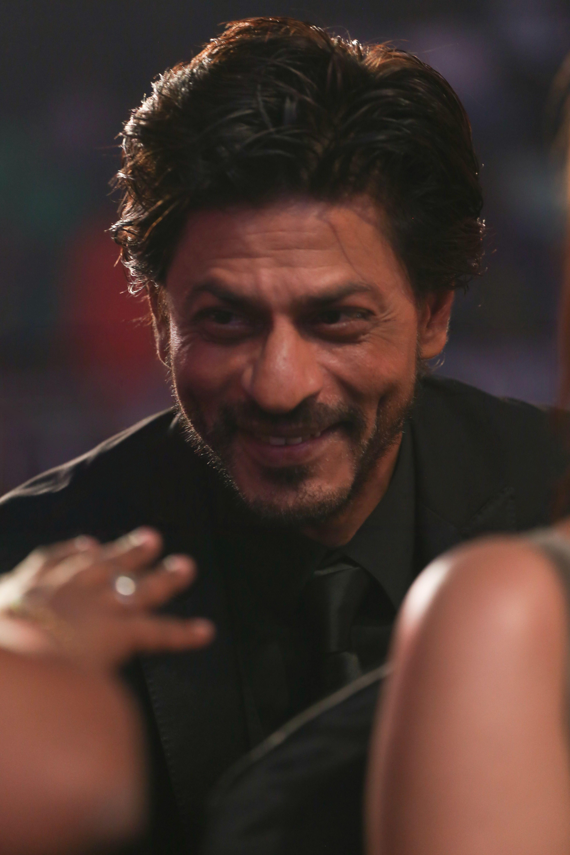 Shah Rukh at the Vijay Awards