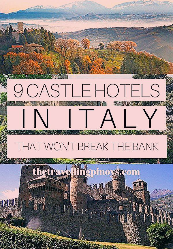Photo of 9 Best Castle Hotels in Italy – The Travelling Pinoys