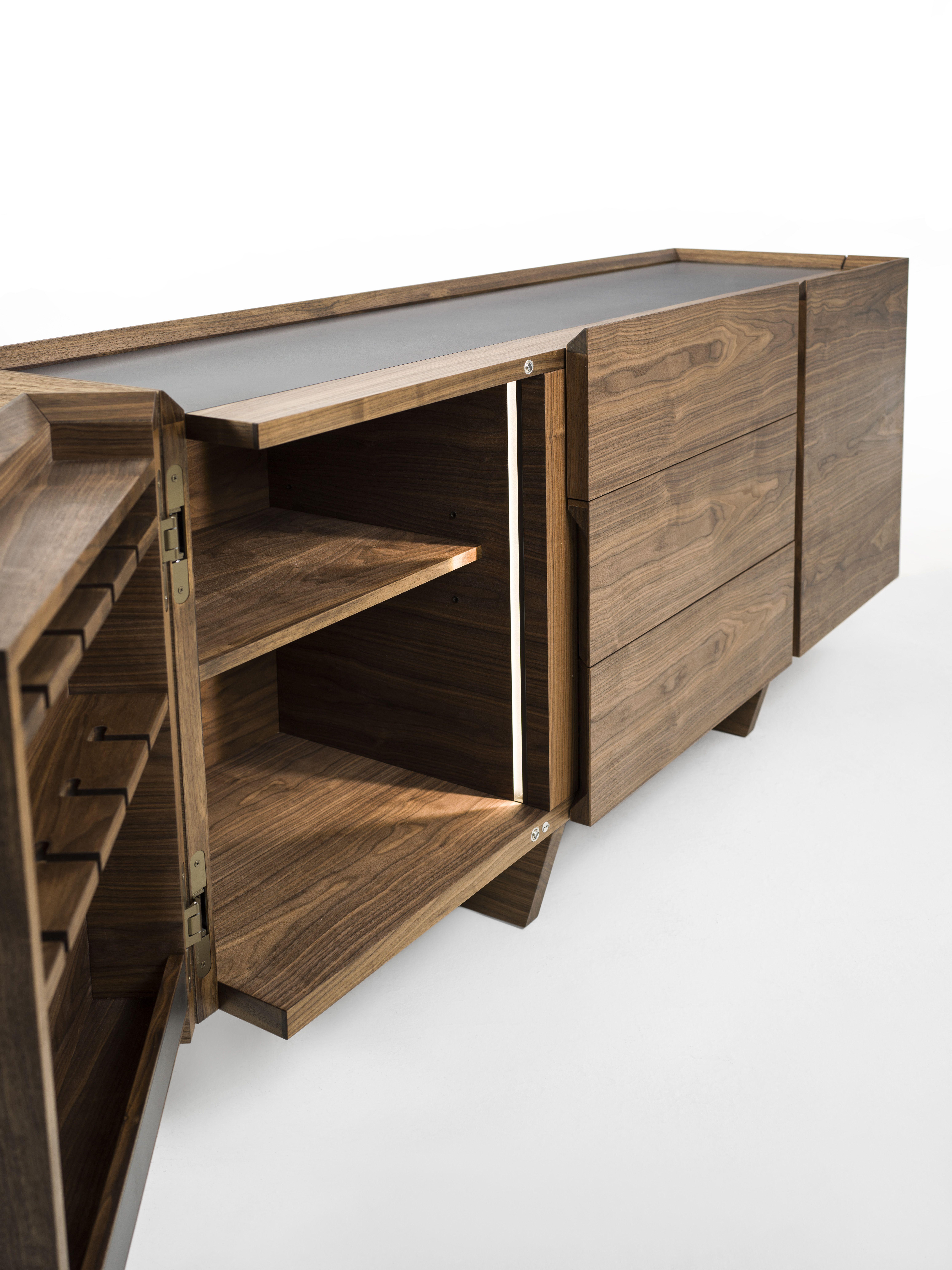 Progetto Cassettiera In Legno.Pin Di Riva Industria Mobili Su Pieces Of Furniture Nel 2019