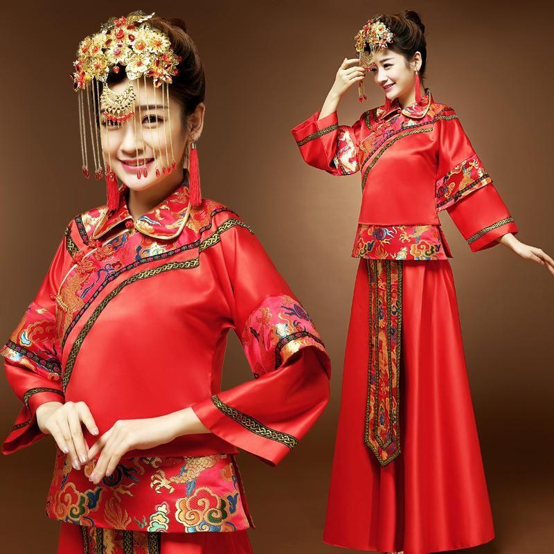 Versandkostenfrei braut abendkleid cheongsam kleid chinese ...