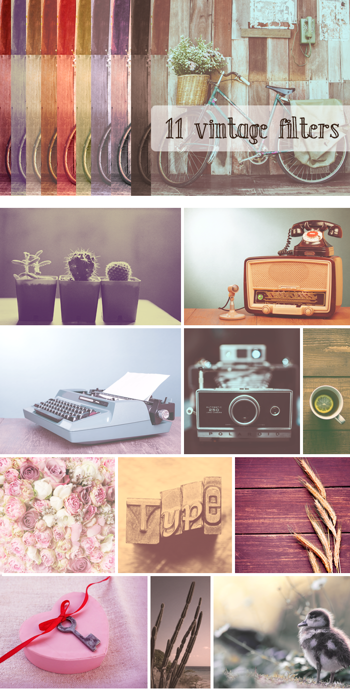 50 Artistic Photoshop Actions – Only $18