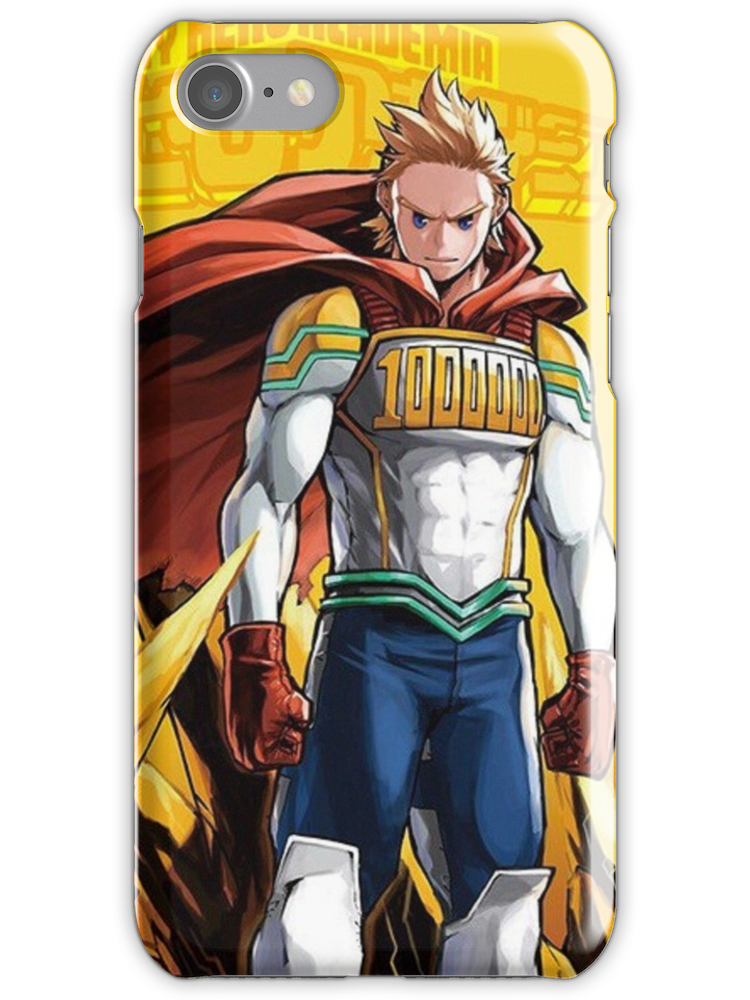 Would you like to see this set of items officially accepted and supported in wallpaper engine? Mirio Iphone case iPhone Case & Cover by Caitlin Adams ...