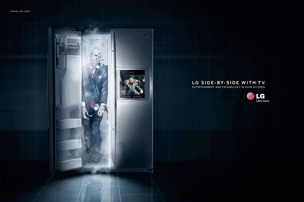 Creative Ads Best Ads Creative Advertissement Ads Creative Print Ads Beer Advertising