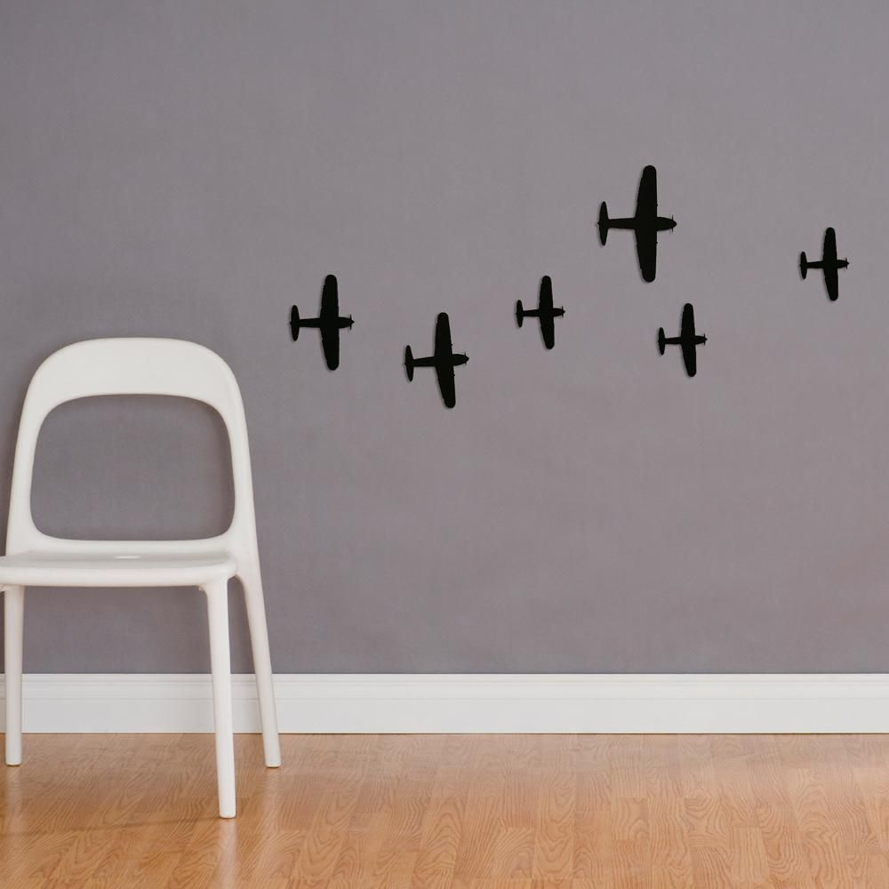 toys & magnets. pretty cool for a kid's bedroom.  via: endemicworld