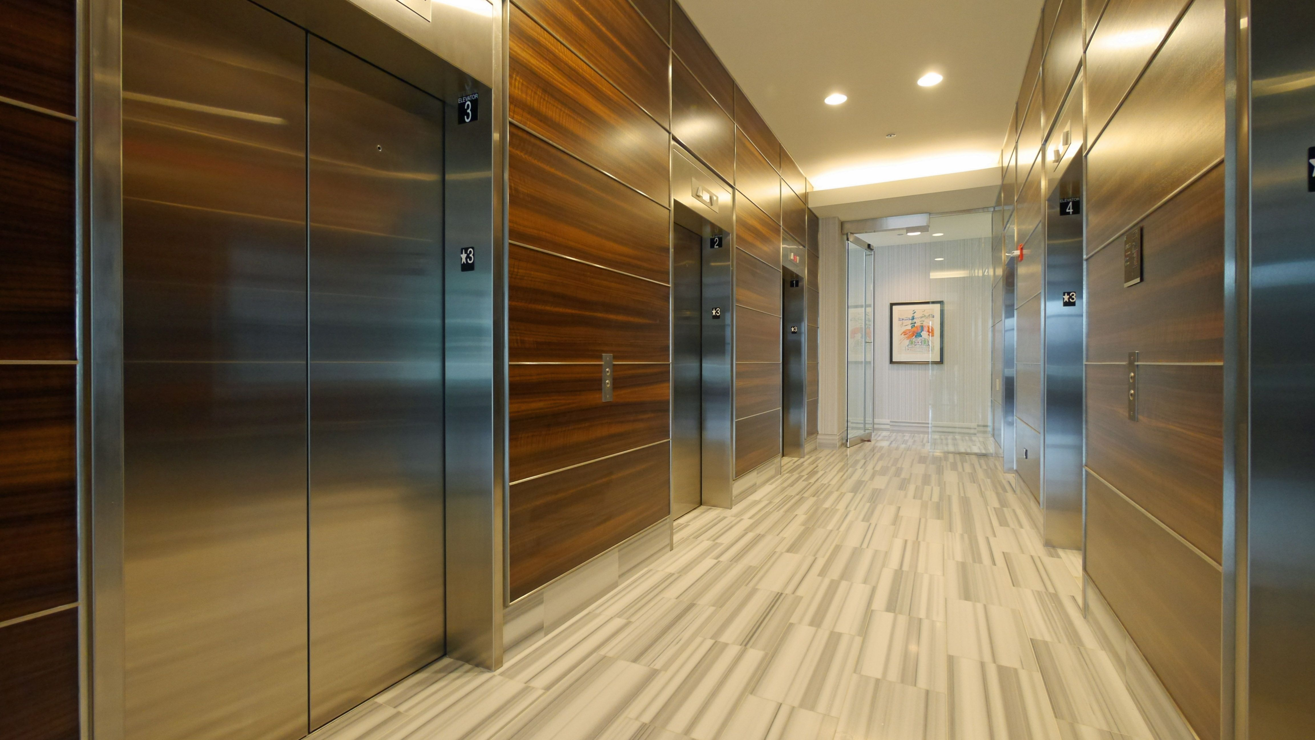 Modern condo elevator lobby google search residential for Luxury elevator