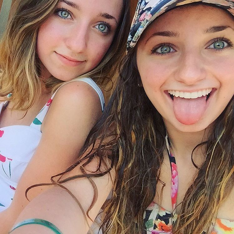 Even Without Makeup They Are Flawless Brooklyn And Bailey Brooklyn Mcknight Celebs Without Makeup