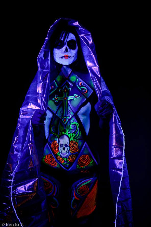 Body Paintings by Michele Dyer