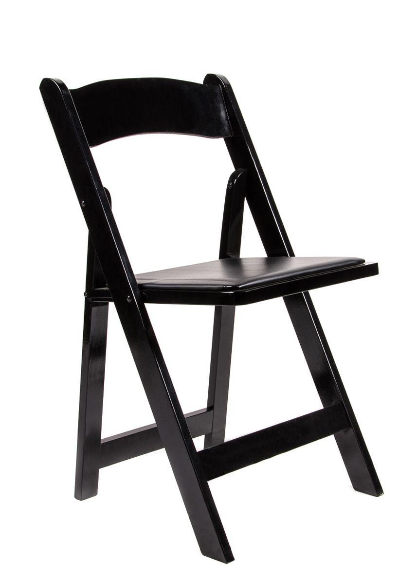 Black Wooden Folding Chairs Klappstuhl Stuhle Und Holz