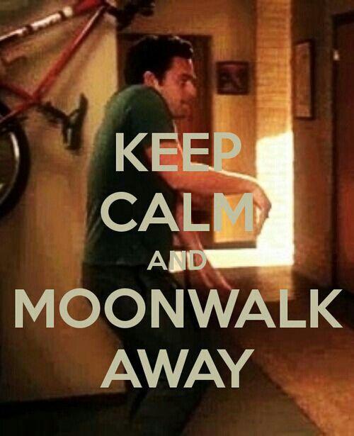 Moonwalk!