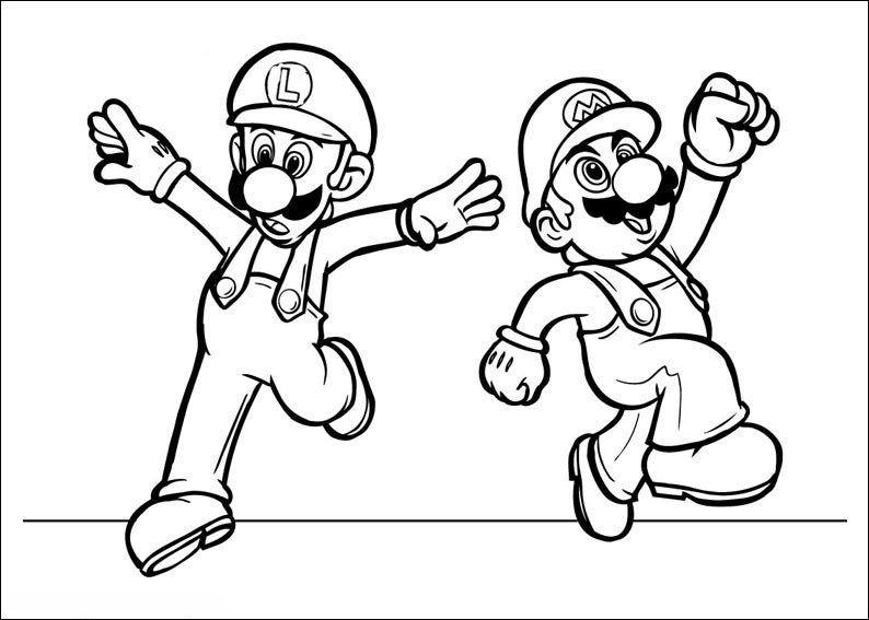 Ausmalbilder Super Mario Kostenlos Malvorlagen Windowcolor Zum Drucken Lustige Malvorlagen Malvorlagen Fur Jungen Wenn Du Mal Buch