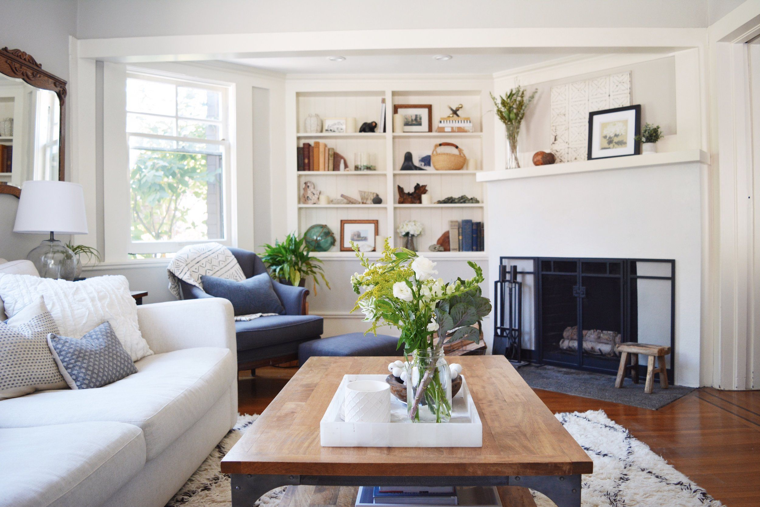 Angela Grace Design  Filbert Living  Angela Grace Design Alluring Online Living Room Design Design Ideas
