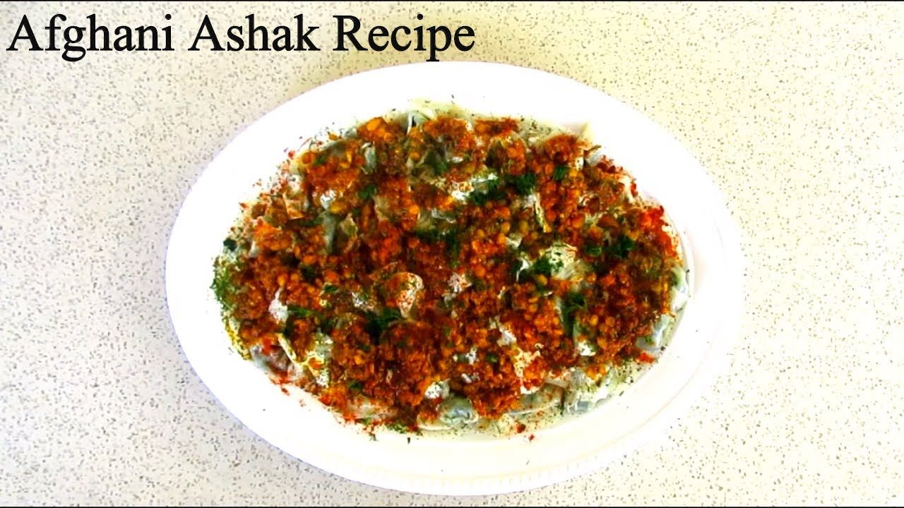 Afghani food ashak recipe httpsyoutubechannel afghani food ashak recipe httpsyoutubechannel forumfinder Image collections