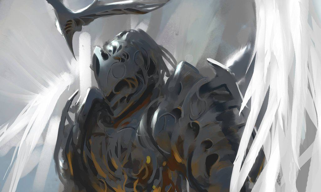 Angel by wlop.deviantart.com on @DeviantArt