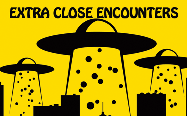 Extra-Close Encounters   Kitchen Drawer