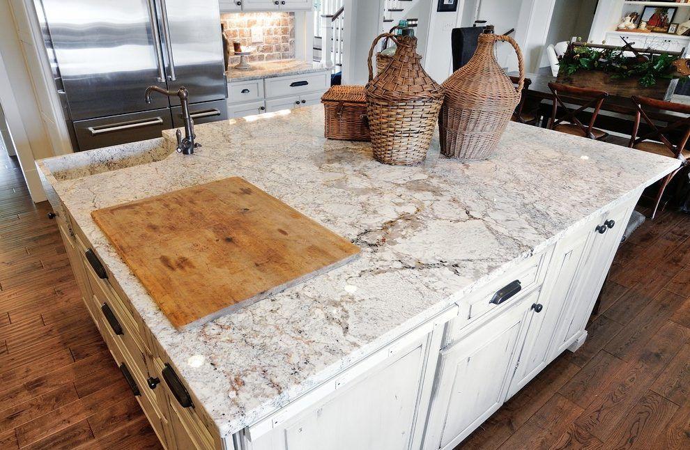 Alaska White Granite Kitchen Worktop Countertop Inexpensive