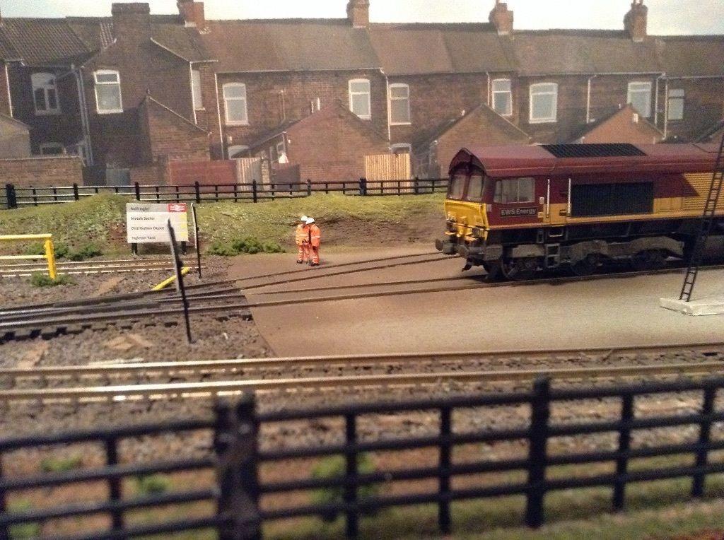 Model Railway Layout   Ingleton Yard In Collectables, Trains/ Railway  Models, OO Gauge   EBay