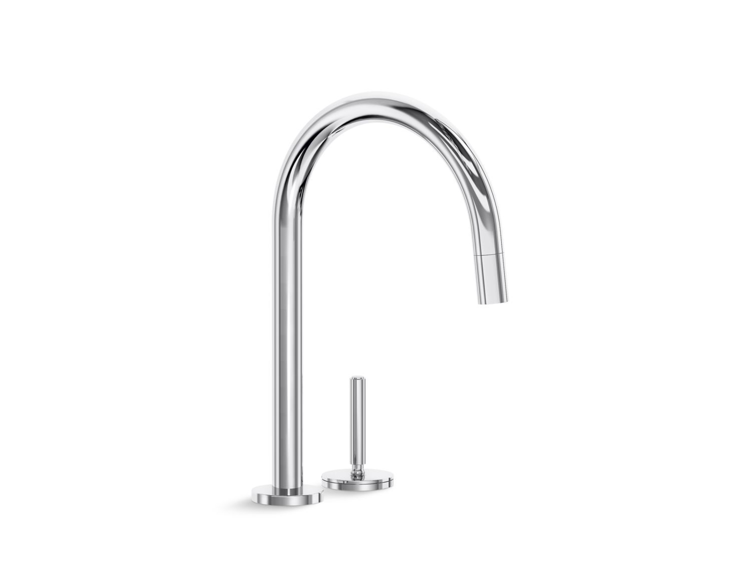 Pull Down Kitchen Faucet With Images Kitchen Faucet Kitchen