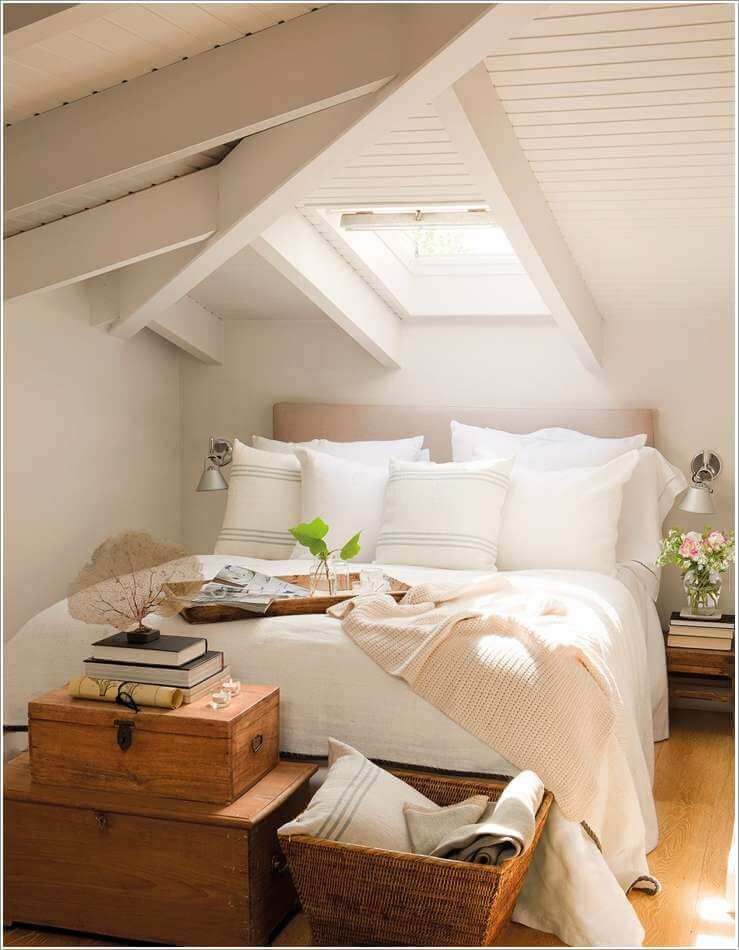 10 Roof Room Ideas That Will Leave You Inspired Attic Bedroom