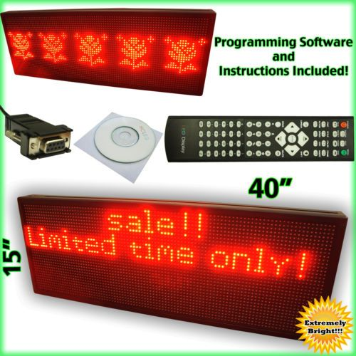40x15-Programmable-LED-sign-Scrolling-Message-Board-Open
