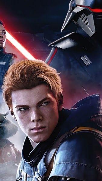 Star Wars Jedi Fallen Order, Characters, Cal Kestis, 4K