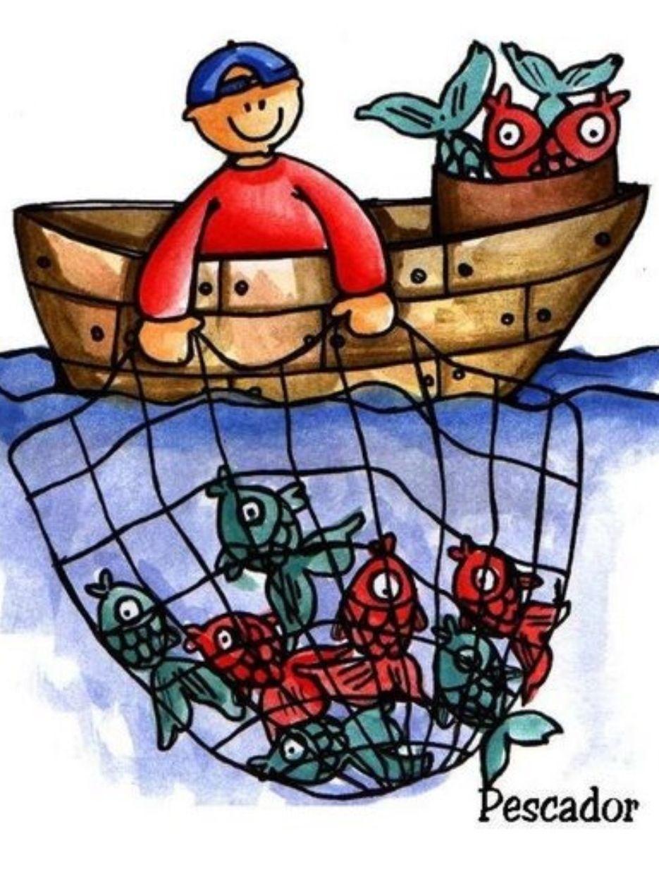 PESCADOR | pescadores | Pinterest | Pescador, El mar y Clipart