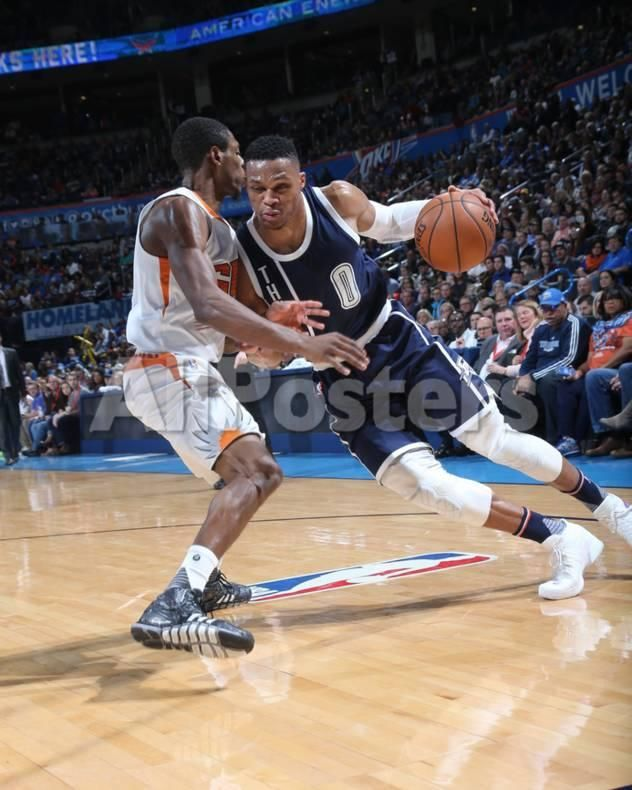 Observational nuggets from the Thunder's 110-100 win ...