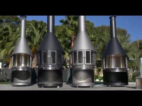 Video cheminee exterieur barbecue nicolazi design for Cheminee exterieur weber