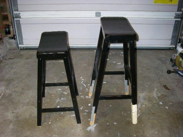 Chair Height Extenders PDF Project Free Woodworking Plans