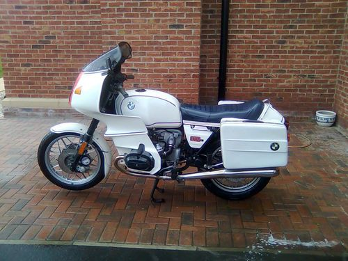 Bmw R100rs 1978 Limited Edition Motorsport Bmw Motorbikes Bmw Vintage Bmw