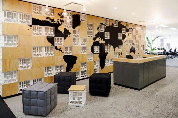 TNS Australian Advertising Offices Advertising firms Design