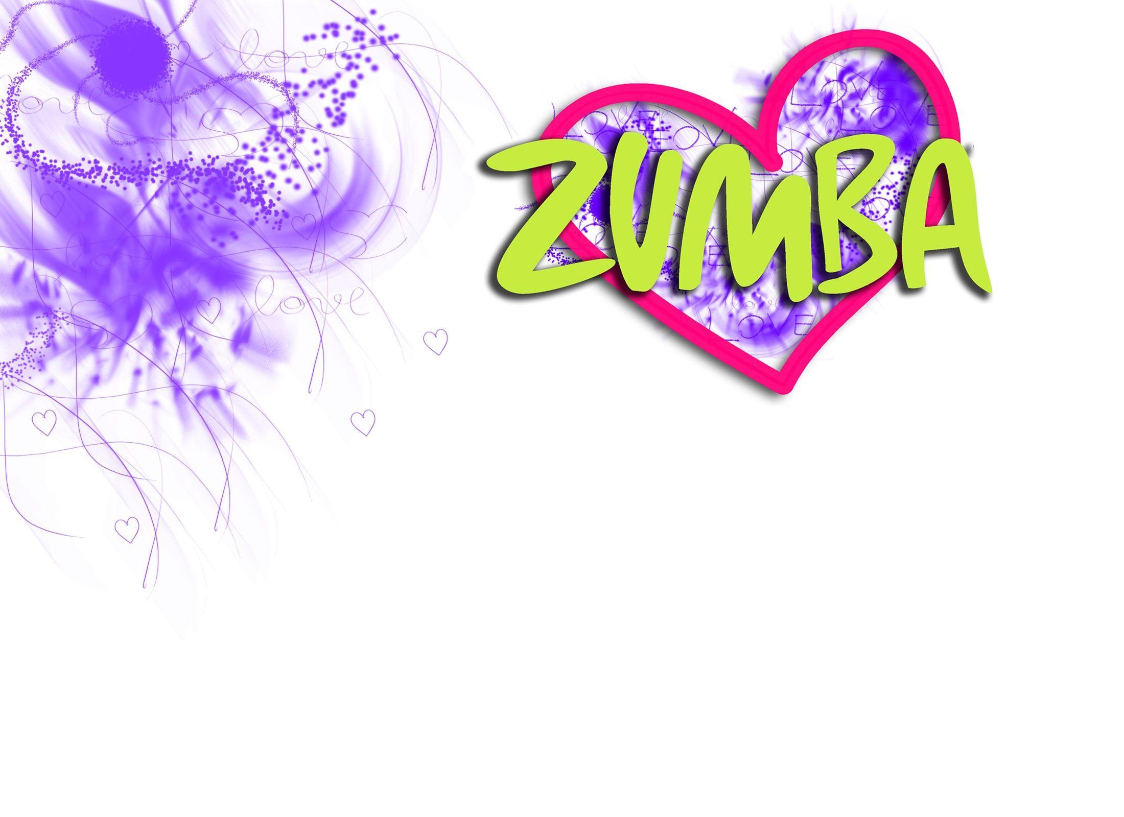 Free Wallpaper Of I Love Zumba Download