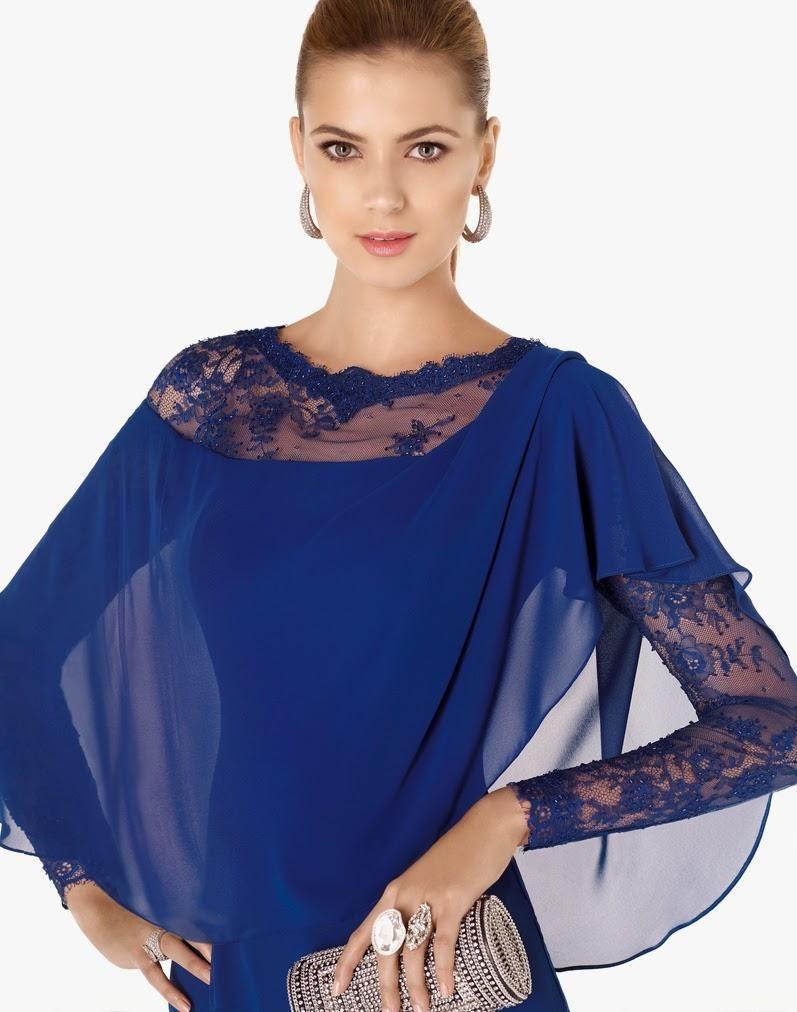 95e444228a01 Pronovias: Avance 2015 de la colección de vestidos de fiesta en 2019 ...