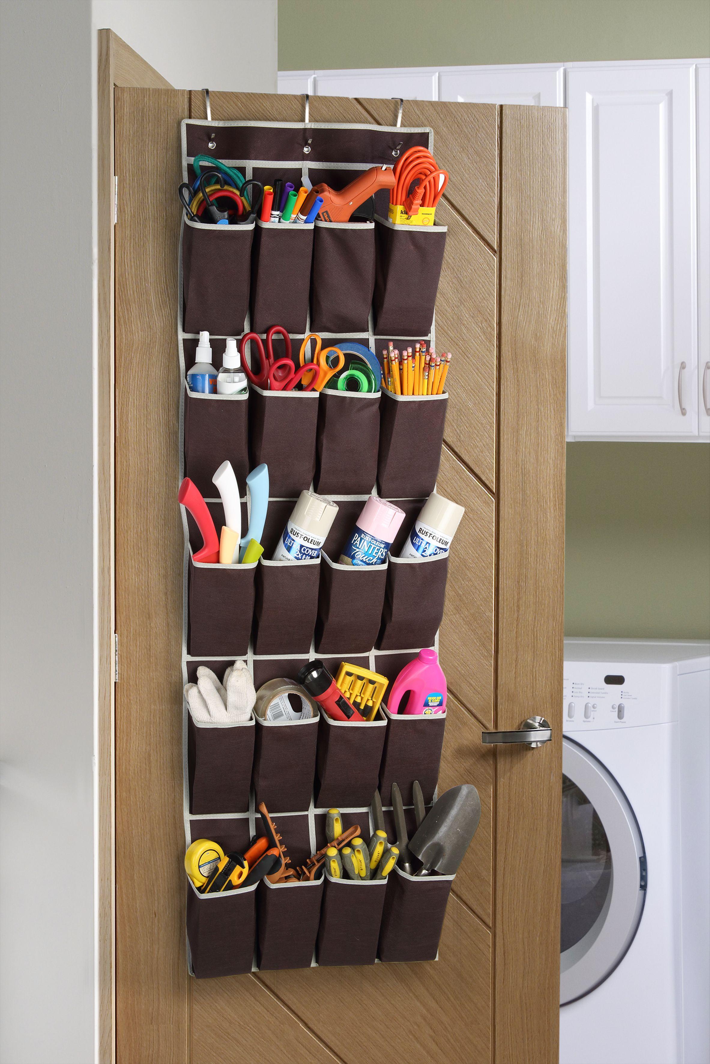 Organizador para zapatos 20 espacios herramientas organizadores y permitiendo - Organizador de zapatos ...