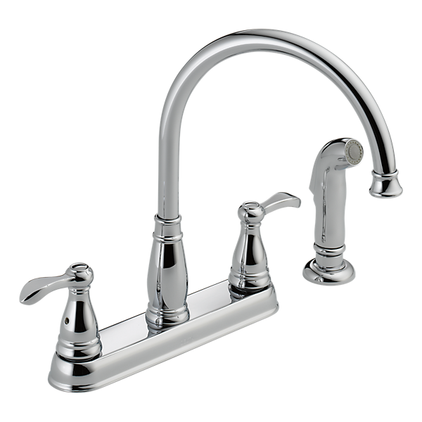 home depot kitchen faucets delta review