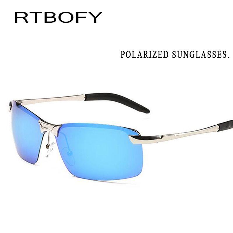 c7a2b664364 RTBOFY car drivers night vision goggles anti-glare polarizer sunglasses  Polarized Driving Glasses 3043