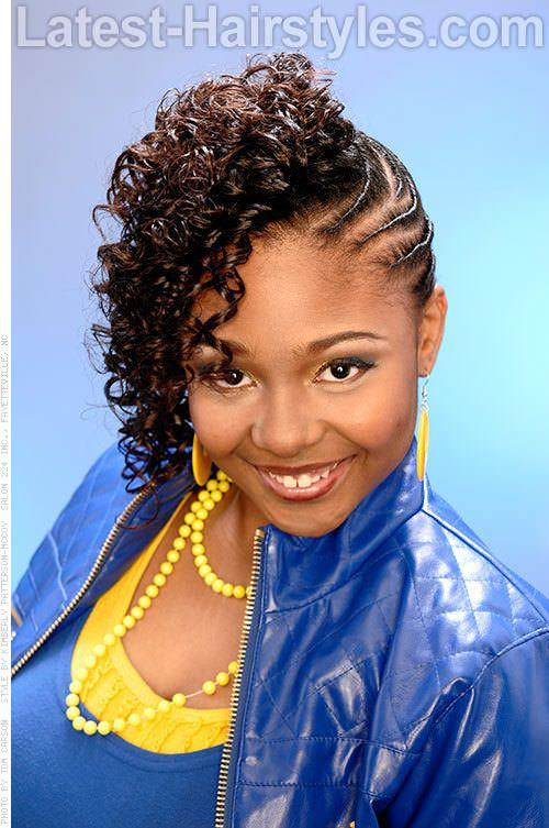 Fine 1000 Images About Bob Hairstyles On Pinterest Black Women Updo Short Hairstyles For Black Women Fulllsitofus