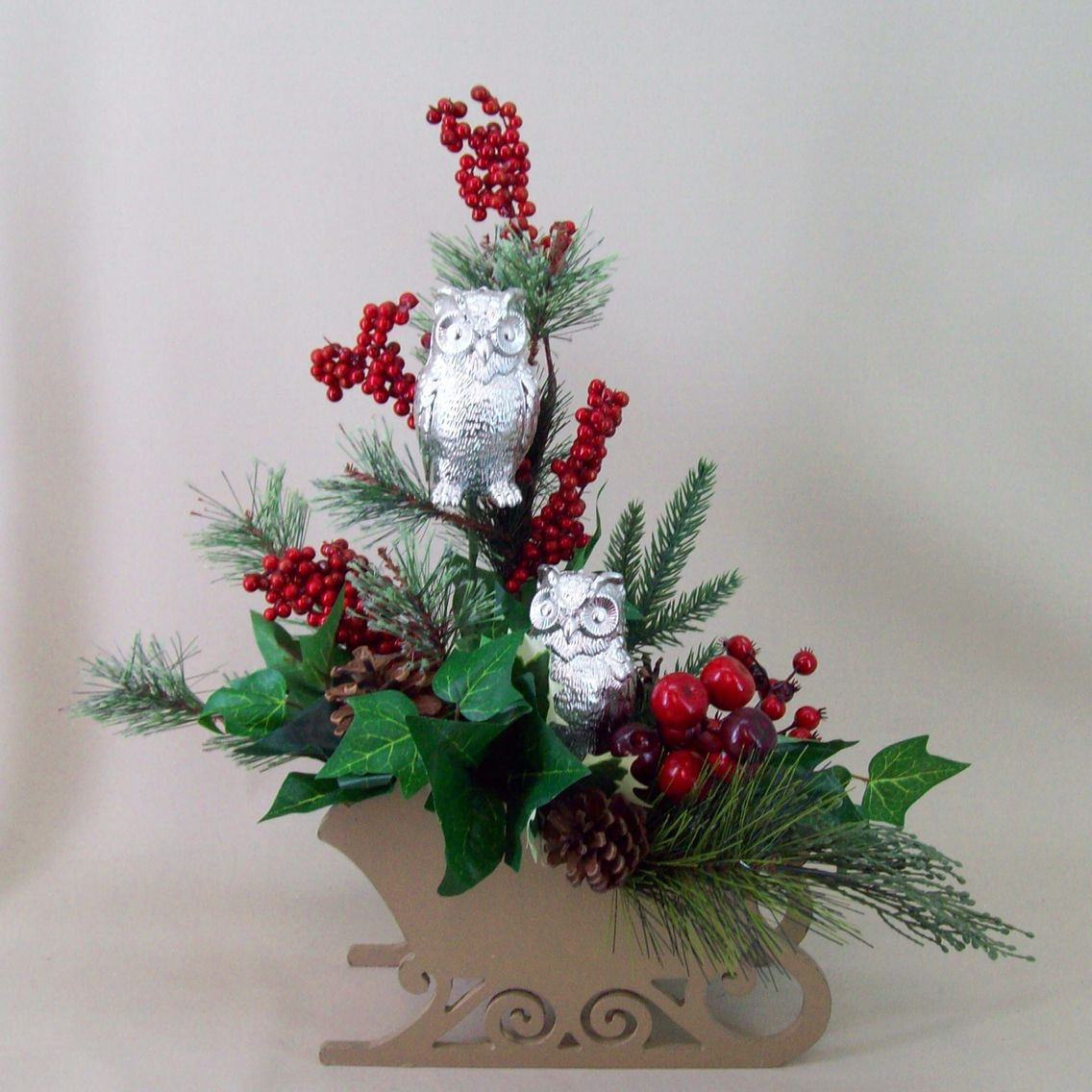 Diy Christmas Decorations From Decoflora Httpsfacebook