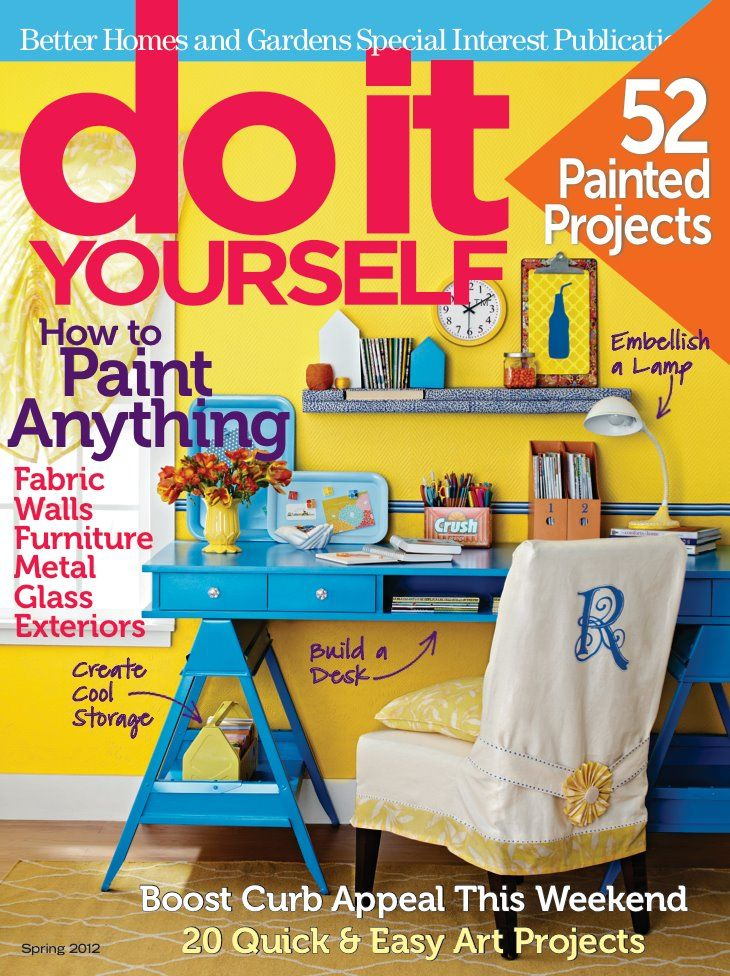 Do it yourself magazine paint anything or paint everything and do it yourself magazine paint anything or paint everything and make it pretty solutioingenieria Gallery