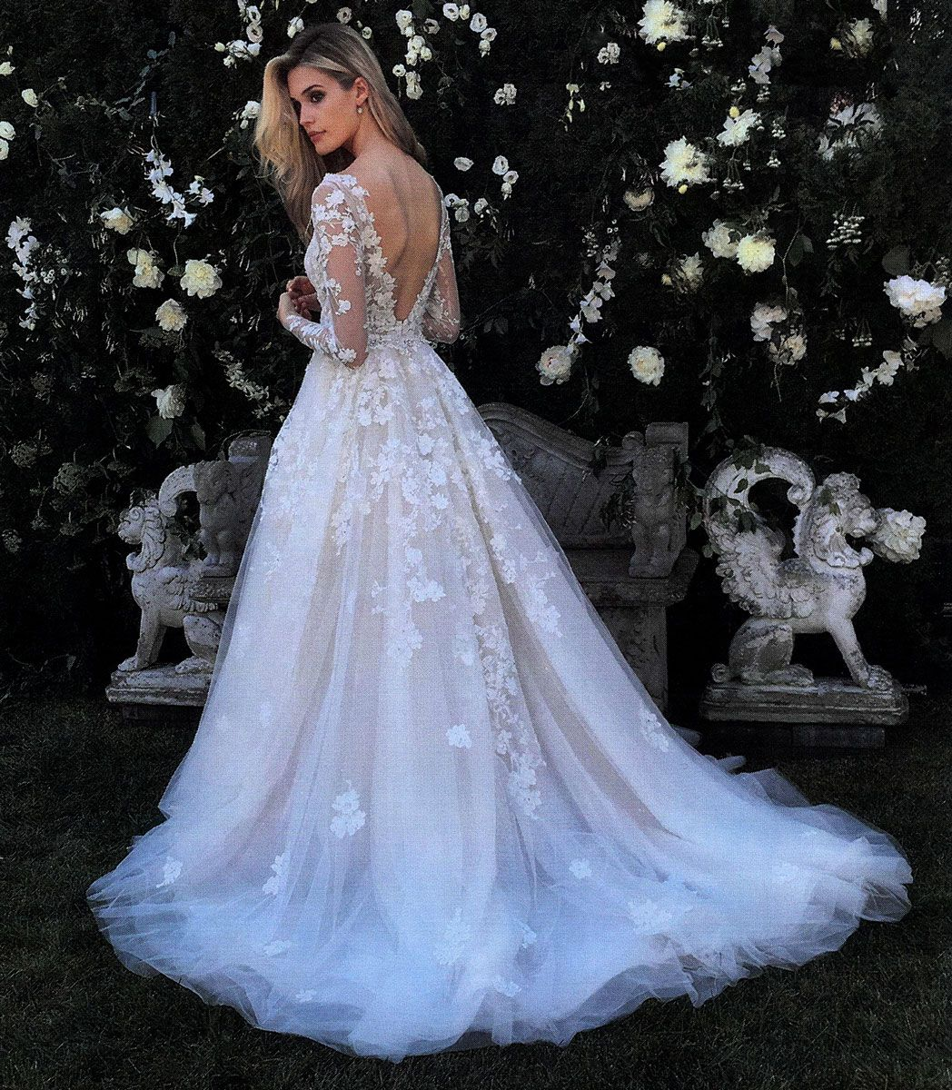 Eve Of Milady Boutique Wedding Dresses Style 1589 Full A Line